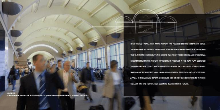 John Wayne Airport Annual Report