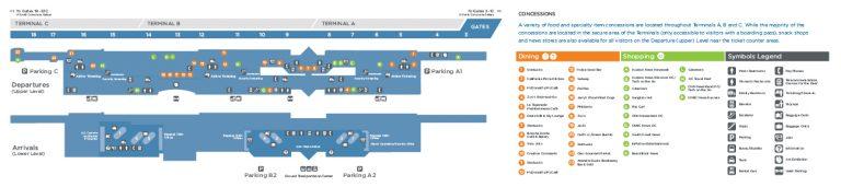 John Wayne Airport Guide