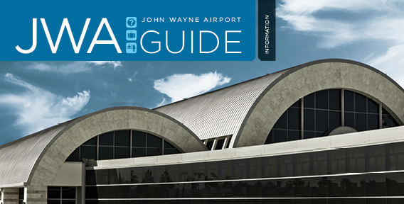John Wayne Airport Guide