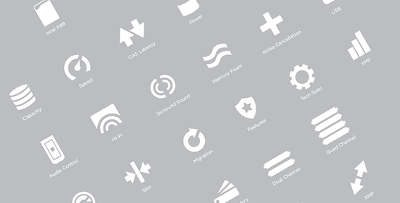 Kingston HyperX Icons