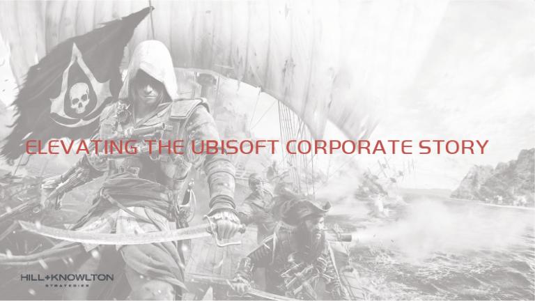 Ubisoft Presentation