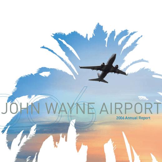 John Wayne Airport 2006