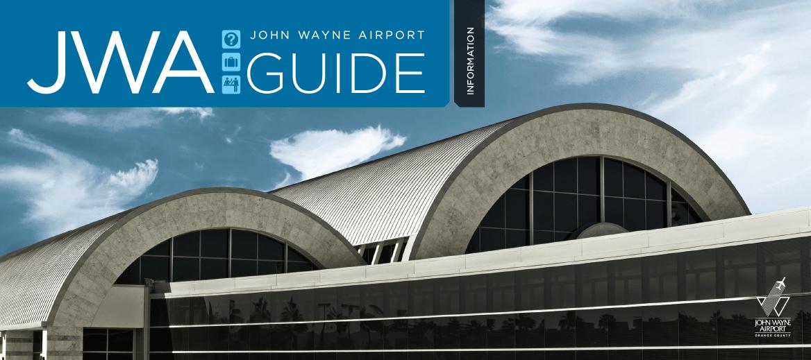 John Wayne Airport Terminal Guide